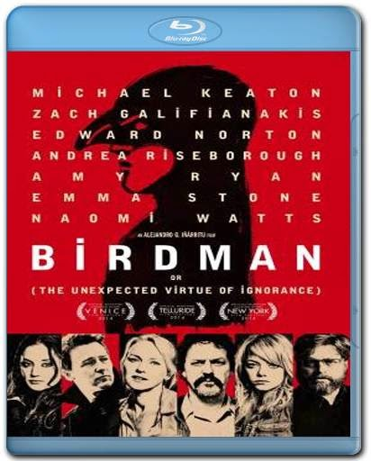 Baixar Birdman ou A Inesperada Virtude da Ignorância AVI BDRip Dual Áudio + Bluray 720p e 1080p Torrent