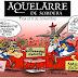 El Mascle Rajoy i el Boc Artur protagonistes de l'Aquelarre de Sordera 2014