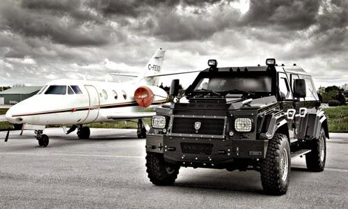 9 mẫu xe chống đạn đắt nhất thế giới