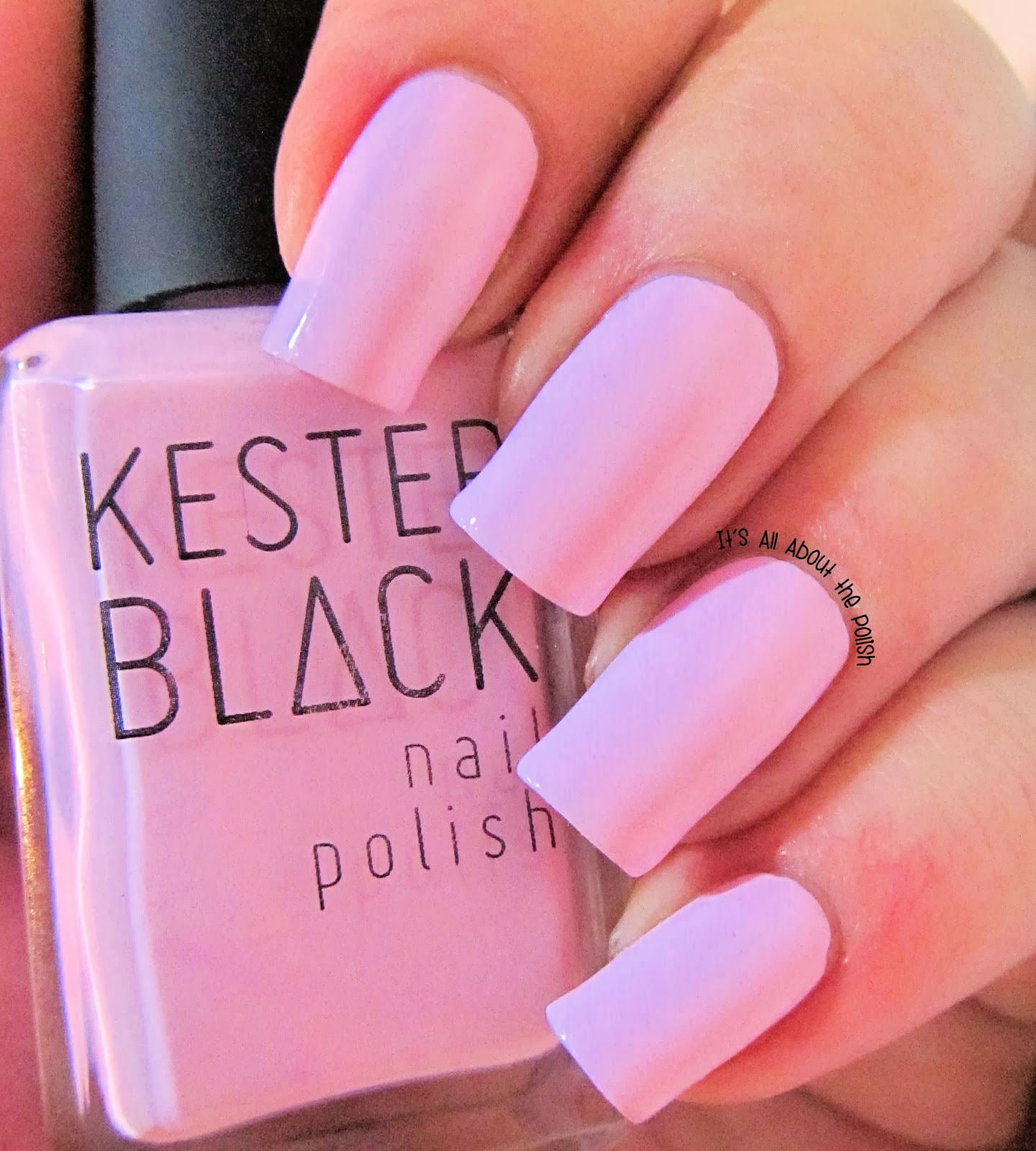 It's All About The Polish: Kester Black