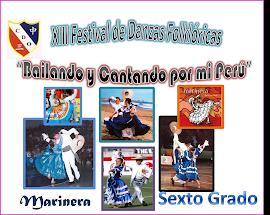 Festival de Danzas 2 011