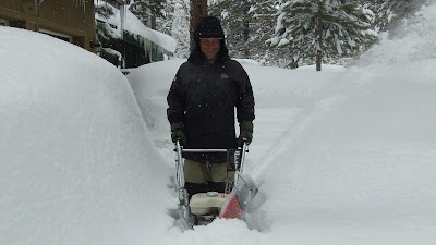 author Jason Matthews big snow Truckee California