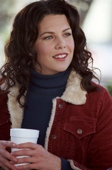 Beautiful Lorelai Gilmore