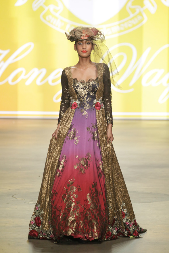Honey Waqar, Amsterdam Fashsion Week 2013, Pakistan Designers