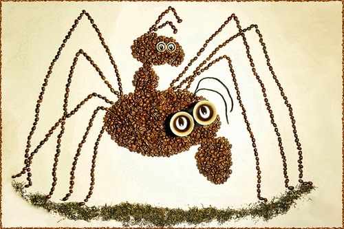 03-Ant-and-Spider-Irina-Nikitina-Music-Teacher-Photography-Coffee-Beans-and-Cups-Of-Coffee-www-designstack-co