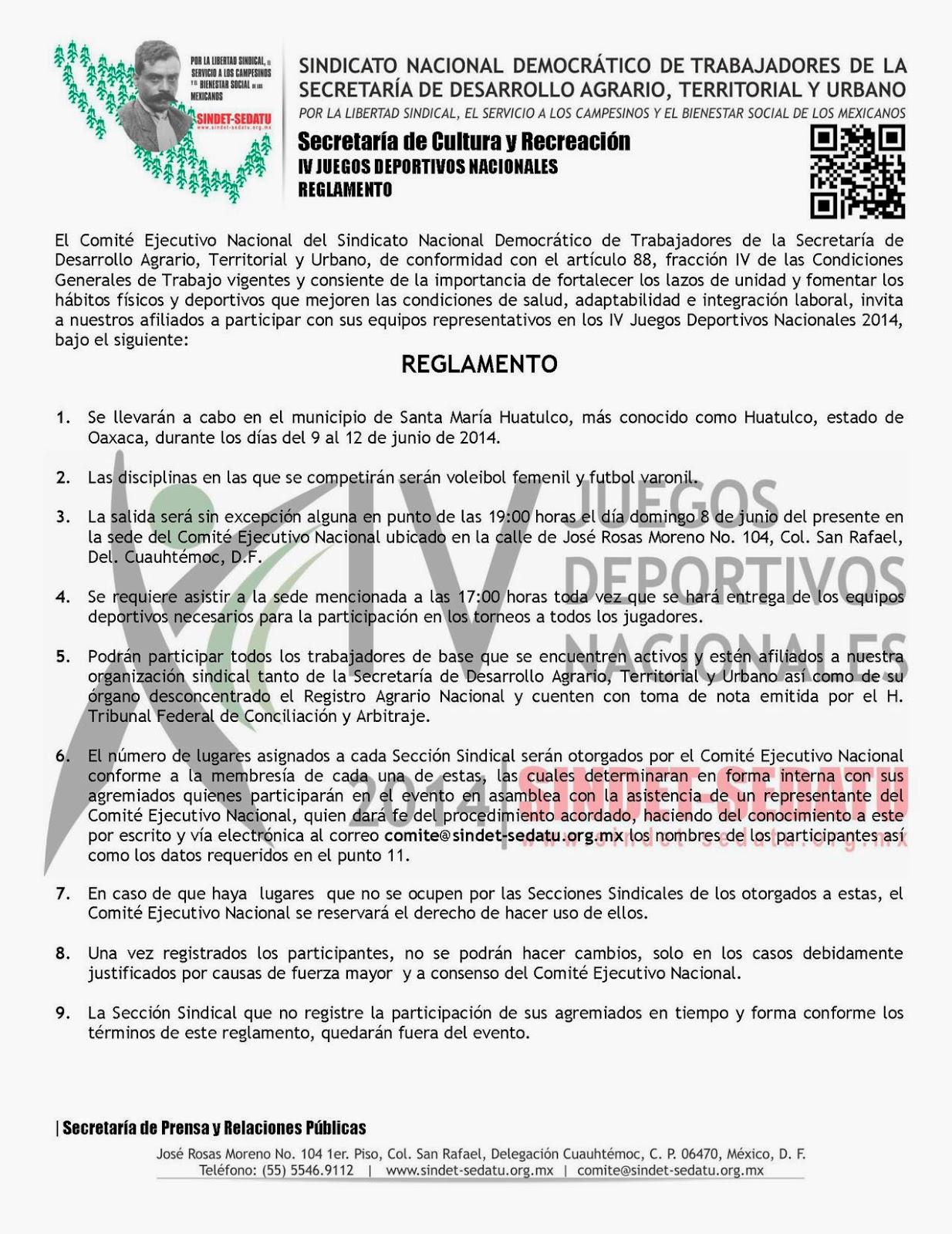 http://sindet-sedatu.org.mx/web/doctos/IV_JDN/IV%20JDN%20SINDET-SEDATU%20-%20Reglamento.pdf