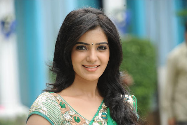 Samantha in saree HD