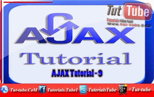 AJAX Tutorial - 9 - Handling Responses from the Server
