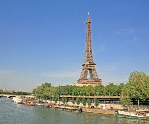 Eiffel Tower, Beautiful View