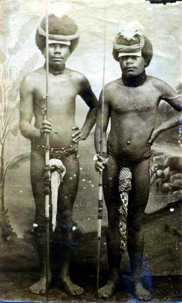 Kanak Warriors