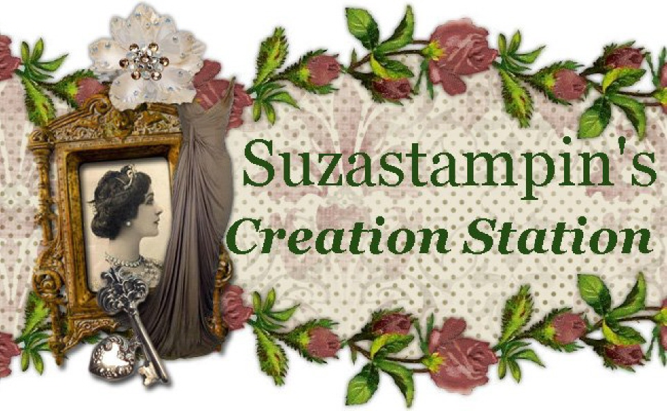 Suzastampin&#39;s Creation Station