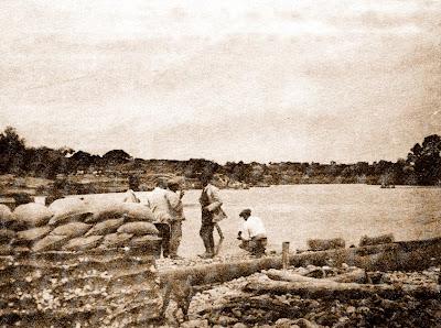 Construcción del vado (1917)