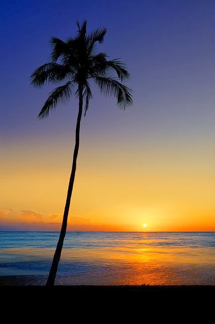 Pinterest favorite - Hawaii sunset