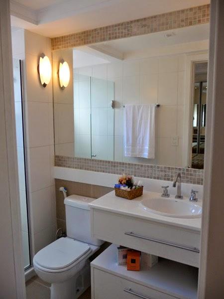 Decorando Meu Apê e Planejando Nosso Casamento Inspiração Banheiros pequenos -> Ideias Criativas Para Pia De Banheiro