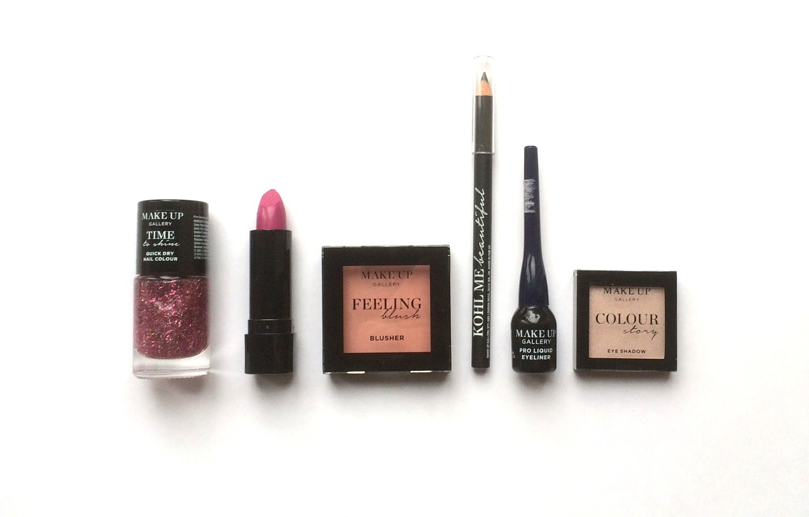 makeup gallery poundland