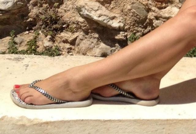 Красиві жіночі ноги