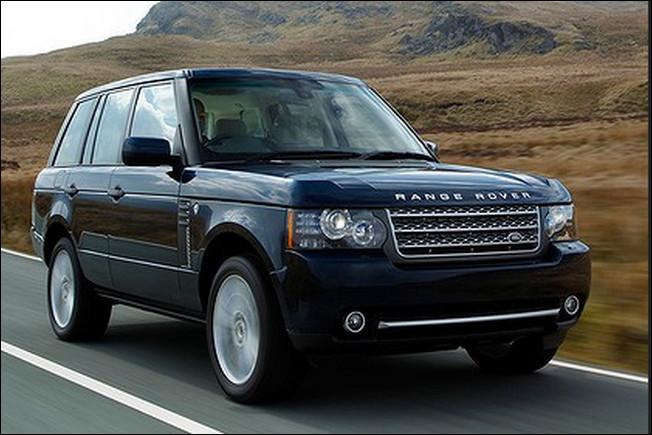 Range Rover Vogue 4.4 liter
