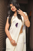 Alekhya Latest Photos in Saree at Donga Prema Audio-thumbnail-8