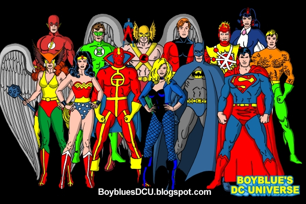 Justice League Members Characters Fanfiction Episode Watch