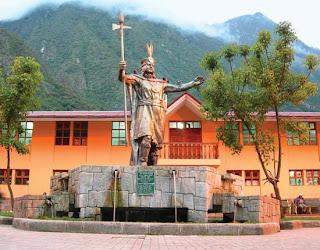 Holiday Fans travel the World RTW -family activities Budget Travel Pachacuti Machu Pitccu