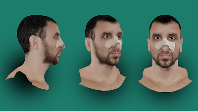 NBA 2K13 Manu Ginobili Injured Cyberface