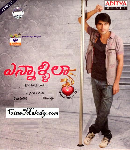 Ennalila Telugu Mp3 Songs Free  Download -2011