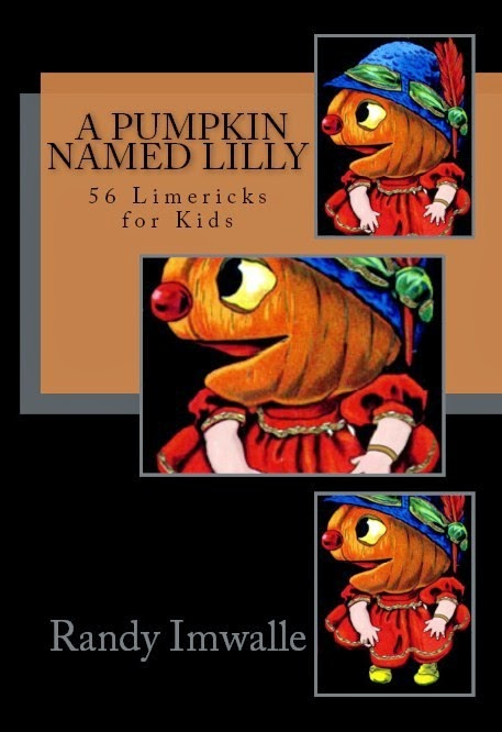 A PUMPKIN NAMED LILLY - Now Available on Amazon!