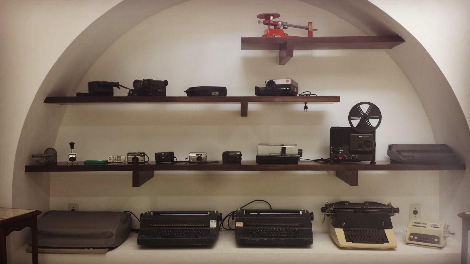 MUSEU DE GRANDES NOVIDADES