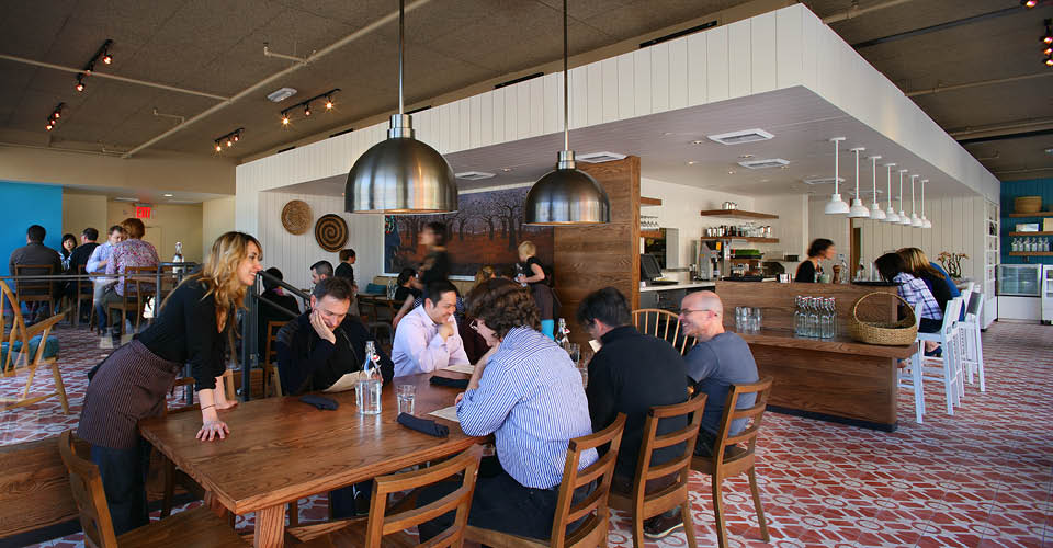 Cafe Gratitude Los Angeles CA
