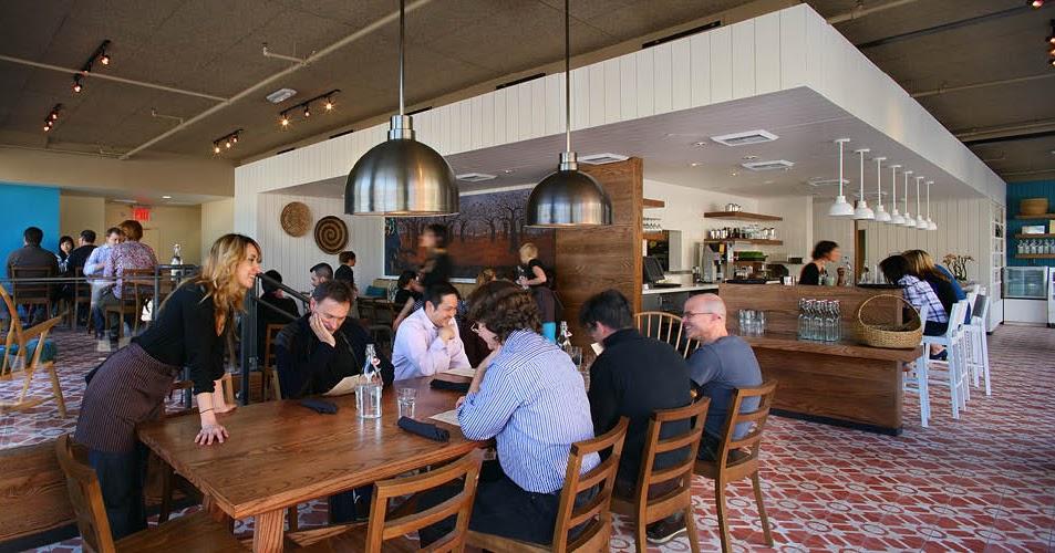 Best Restaurant Interior Design Ideas Cafe Gratitude Los