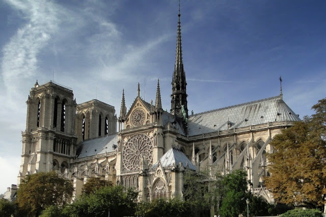 Notre Dame Cathedral of Paris
