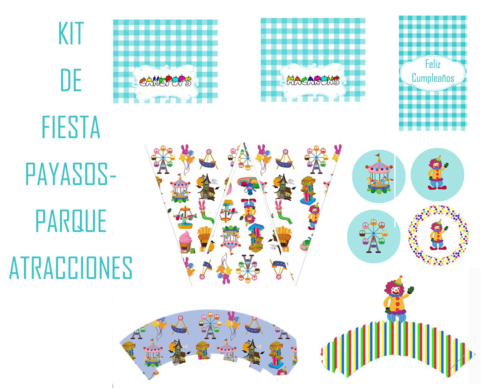 Kit de fiesta