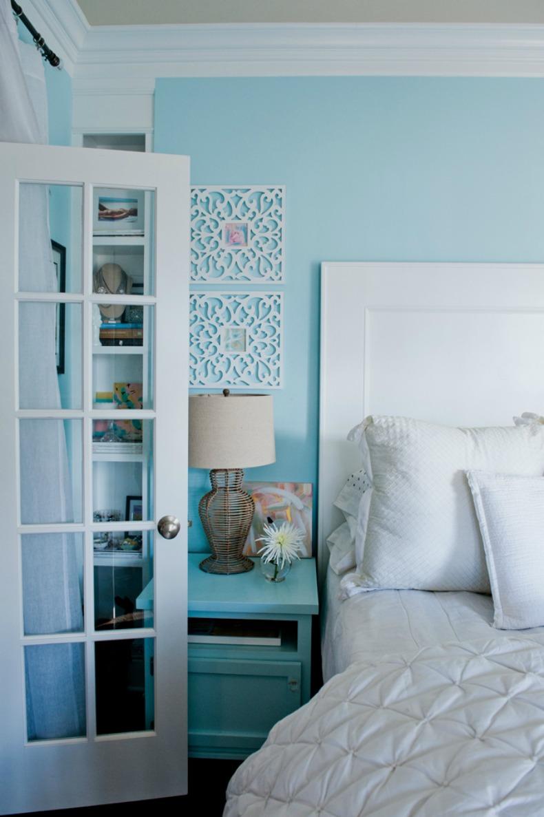 Inspirations On The Horizon Coastal Aqua Rooms