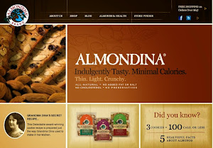 Win a BIG sampler box of Almondina Cookies