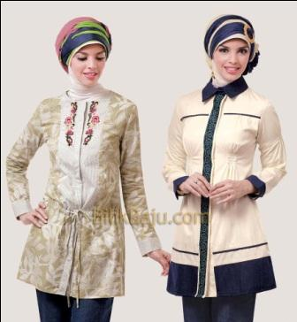 Baju Muslim Murah 2012 Trend Model Busana Muslim Pria Wanita Terbaru