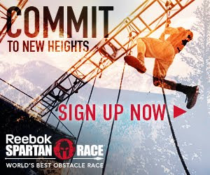 COMMIT to doing a Spartan Race in 2016