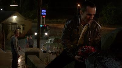Bates Motel Sheriff Romero y Zack Shelby muerto