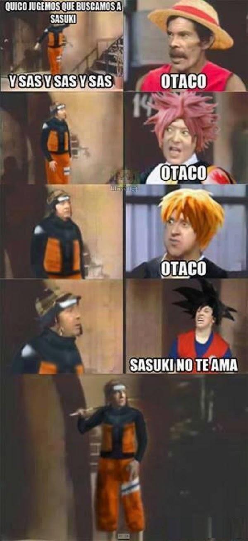 Juguemos a que buscamos a Sasuki
