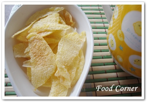 oil-free potato chips
