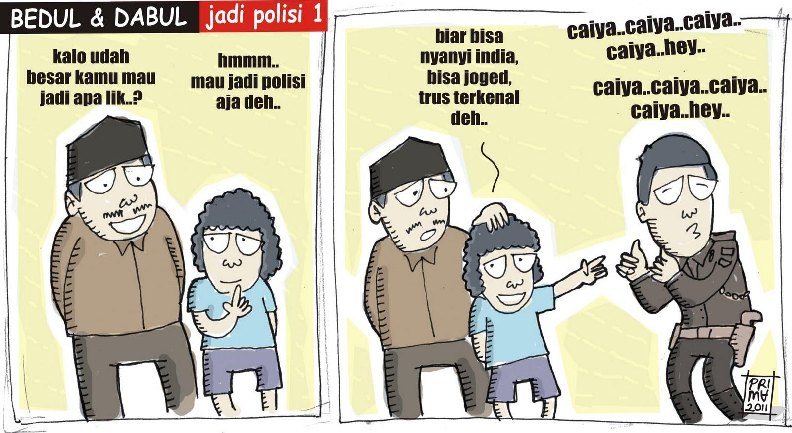 Polisi Kartun