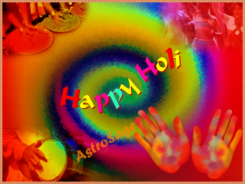 Pic New Posts Holi Wallpaper 2012 Download