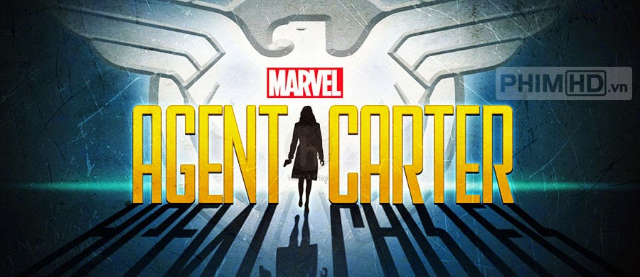 Đặc Vụ Carter: Phần 1 - Marvel's Agent Carter: Season 1 - 2015