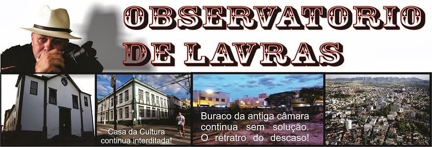 OBSERVATÓRIO DE LAVRAS