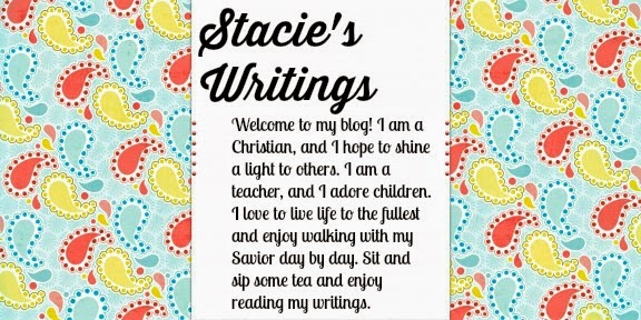 Stacie's Writings