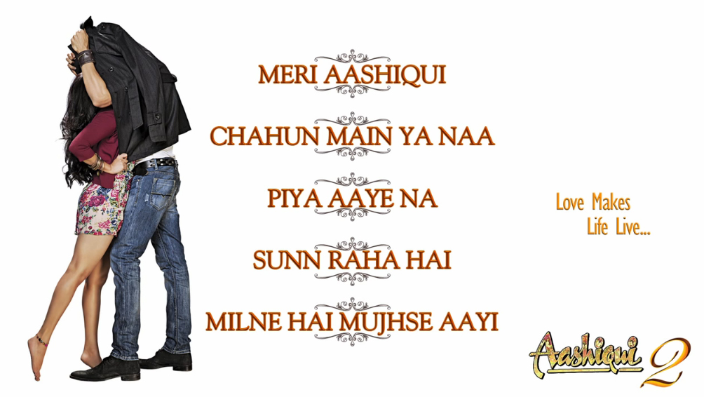 Aashiqui 2 - All Songs Lyrics (2013)