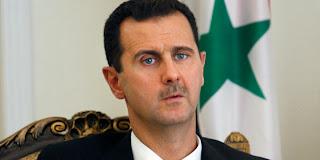 Bashar Assad - AP/SANA