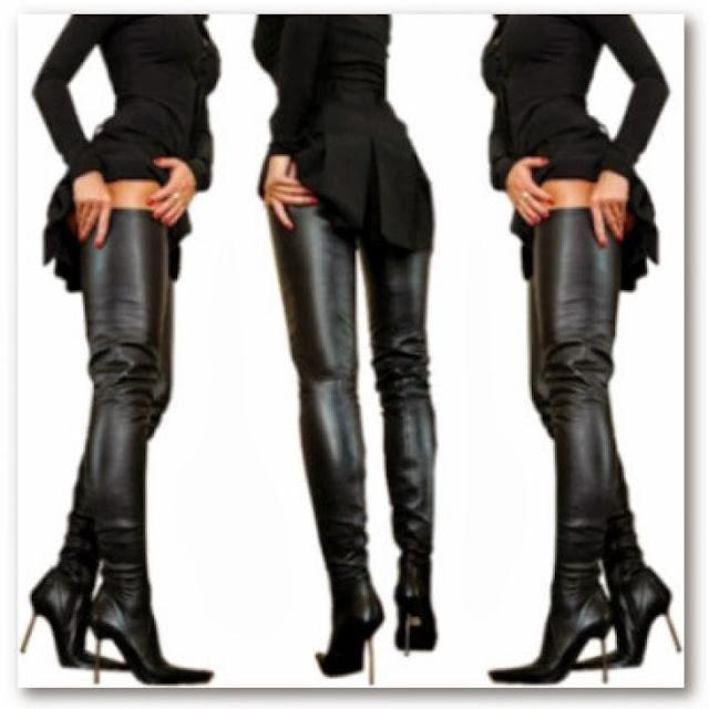 Yeni Moda Bayan Şort Çizmeler