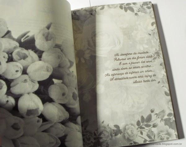 Mudança de capítulos, livro, Uma Chance a Mais, Ângela Aguiar