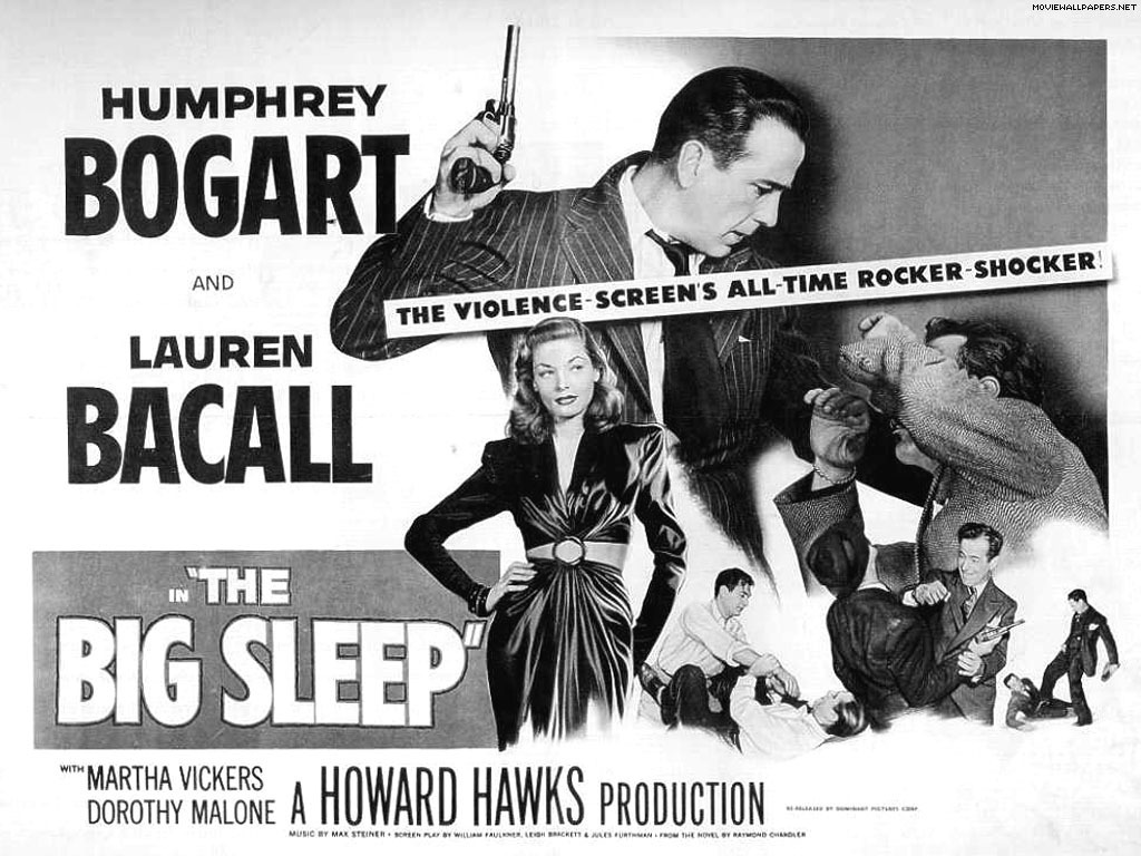 an analysis of alcoholism in the big sleep by raymond chandler Jake kerridge says that raymond chandler's novels should be judged not as escapism but as art  filming the big sleep, asked chandler to clarify who was responsible for the death of the .