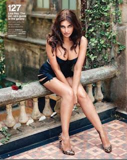 Lisa Hydon MQ Pics for GQ India Magazine July 2015